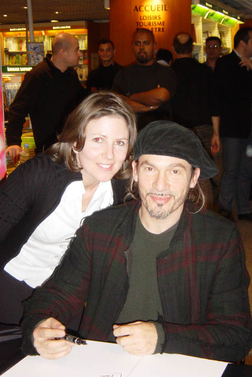 florent pagny org le site